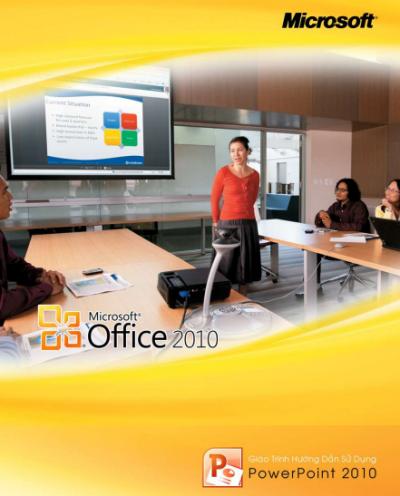 Giáo trình học PowerPoint 2010 Tiếng Việt